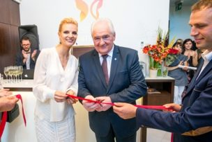 Panevėžyje duris atvėrė viena moderniausių klinikų Lietuvoje